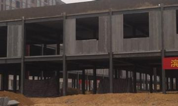 钢结构框架成功案例